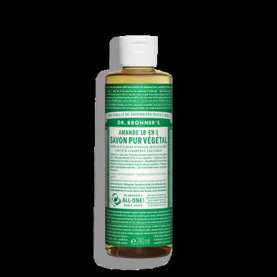 Savon Liquide Végétal  - Amande - 240 ml