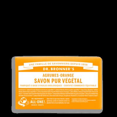 Pain de savon Agrume et Orange