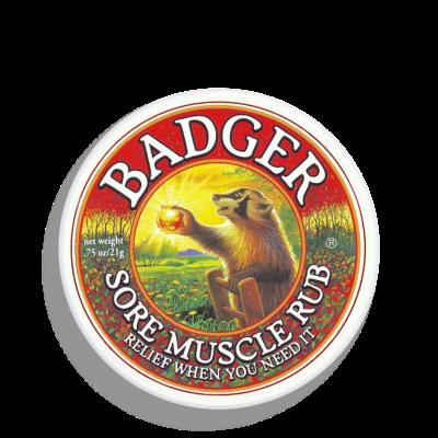Baume décontractant musculaire Muscle Rub