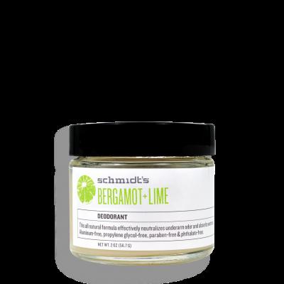 Déodorant naturel - bergamot + lime