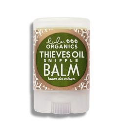Thieves Oil Sniffle Balm