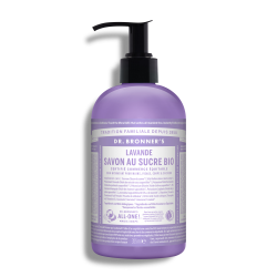 Lavender Organic Pump Soap