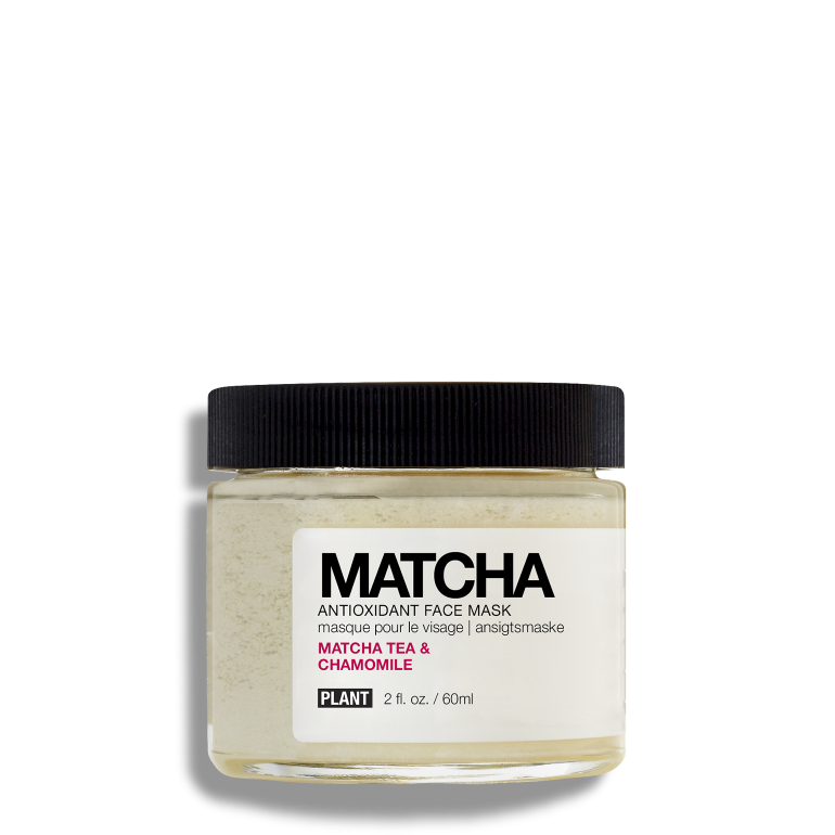 Matcha - Antioxydant Face Mask
