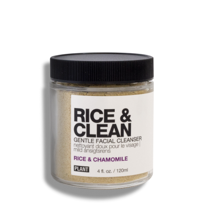 Rice & Clean - Gentle Facial Cleanser