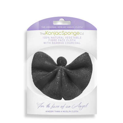 Bamboo Charcoal Konjac Angel Cloth