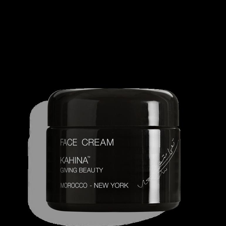 Crème pour le visage à l'Huile d'Argan