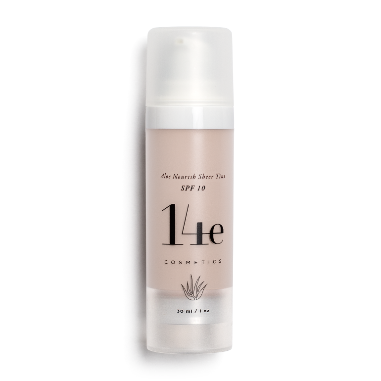 Aloe Nourish Sheer Tint - Seashell