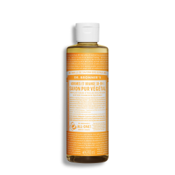 Savon Liquide Végétal - Agrume et Orange - 240 ml