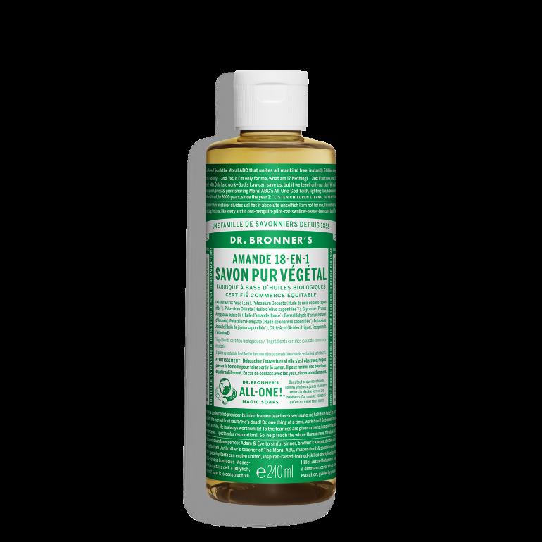 Almond Organic Liquid Soap