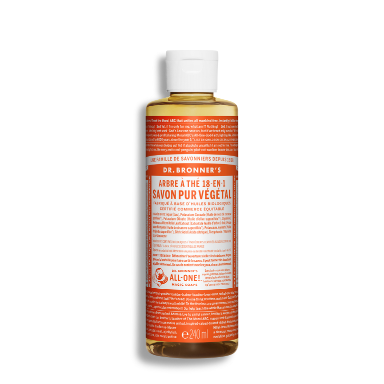 Tea Tree Liquid Soap