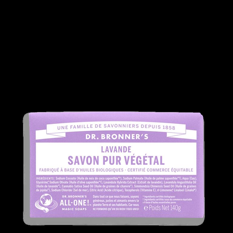 Barre de savon Lavande