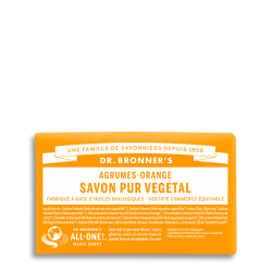 Pain de savon Agrume et Orange