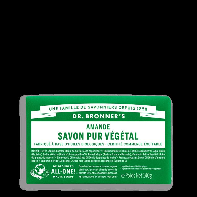 Barre de savon Amande