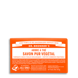 Pain de savon Tea Tree