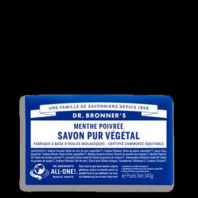 Pain de savon Menthe poivrée