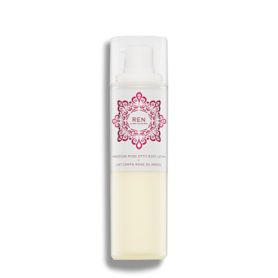 Damask Rose Biosaccharide Body Cream