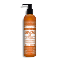Lotion hydratante Lavande & Orange