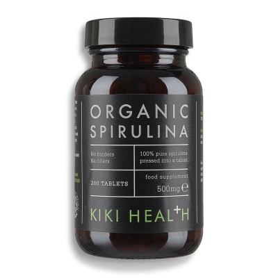 Spirulina tablets