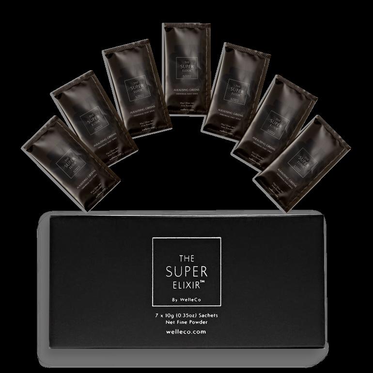 The Super Elixir Sachets
