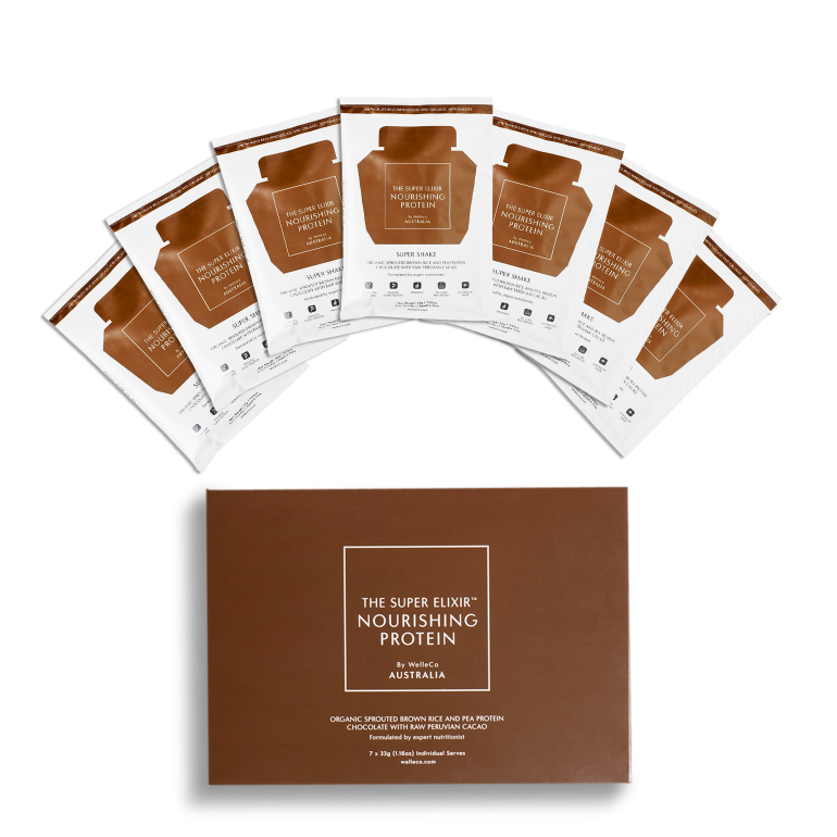 Nourishing Protein Chocolate Sachets