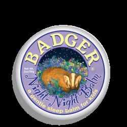 Badger Night-Night Balm : Baume Bonne nuit