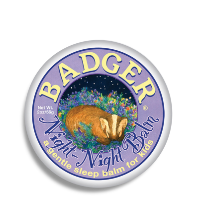 Badger Night-Night Balm : Baume Bonne nuit