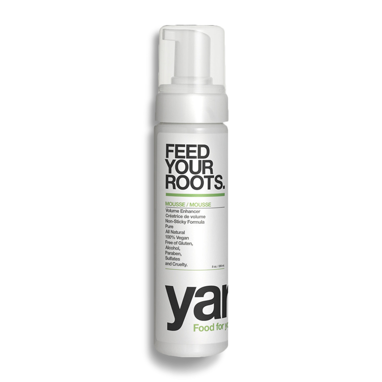 Mousse Feed Your Roots