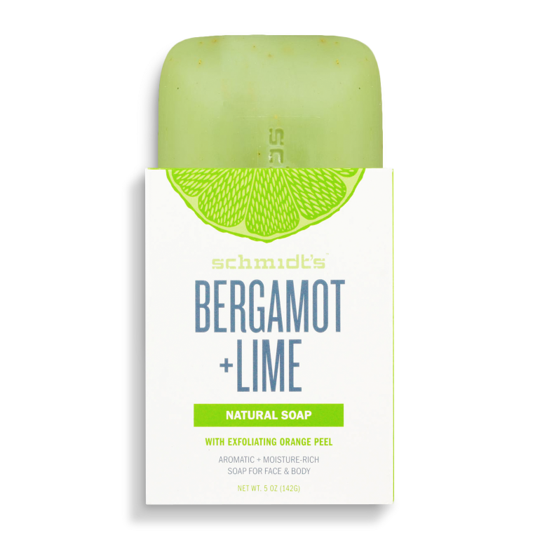 Savon 100% naturel - Bergamot + Lime