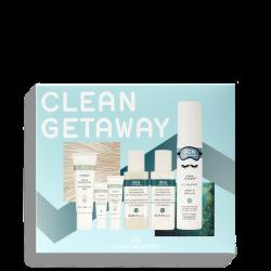 Clean Getaway: Coffret Visage et Corps pour le voyage