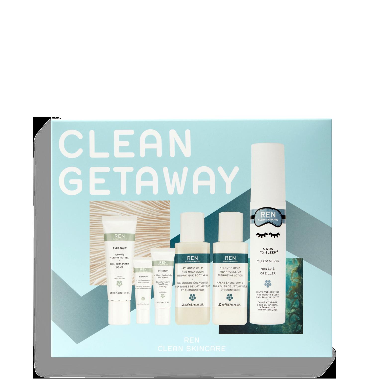 0bc9cca2ce7 Clean Getaway   Coffret Visage et Corps pour le voyage - Bazar Bio
