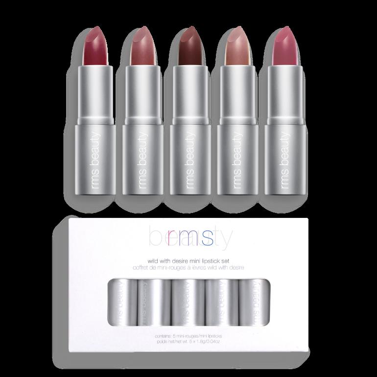 Wild With Desire Lipstick Set