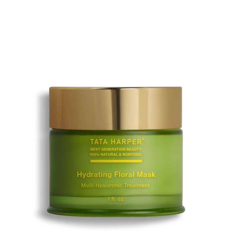 Masque Floral Hydratant