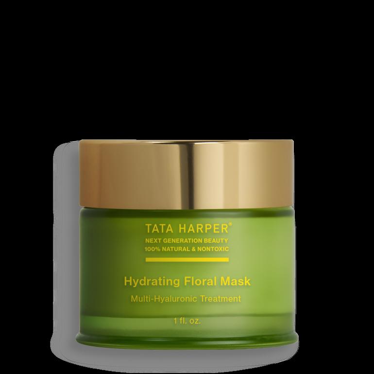 Masque Floral Hydratant