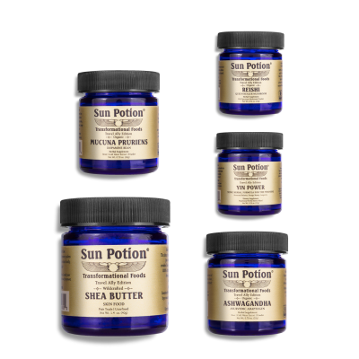 Sun Potion Travel Collection