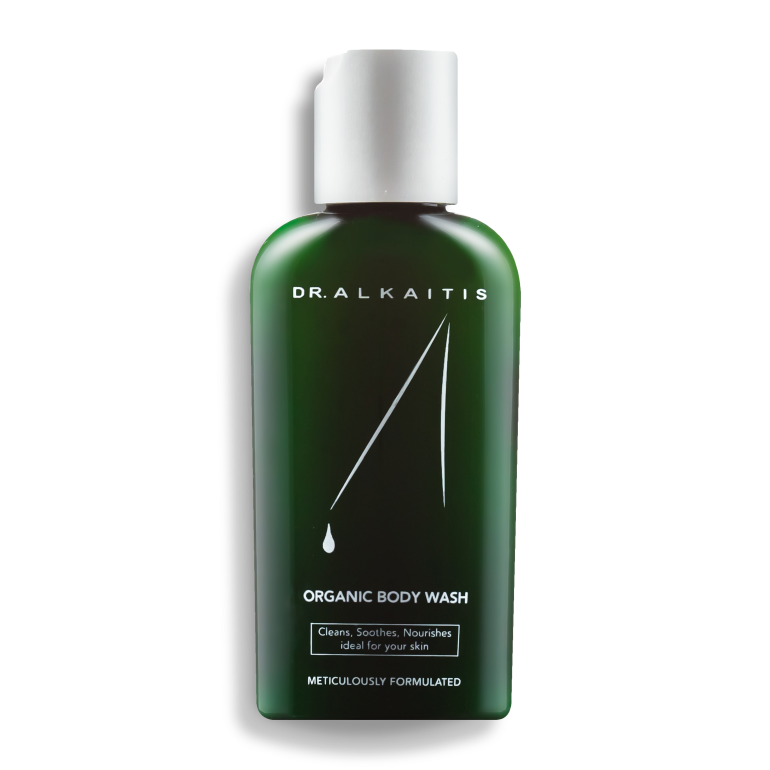 Organic Body Wash - 60 ml