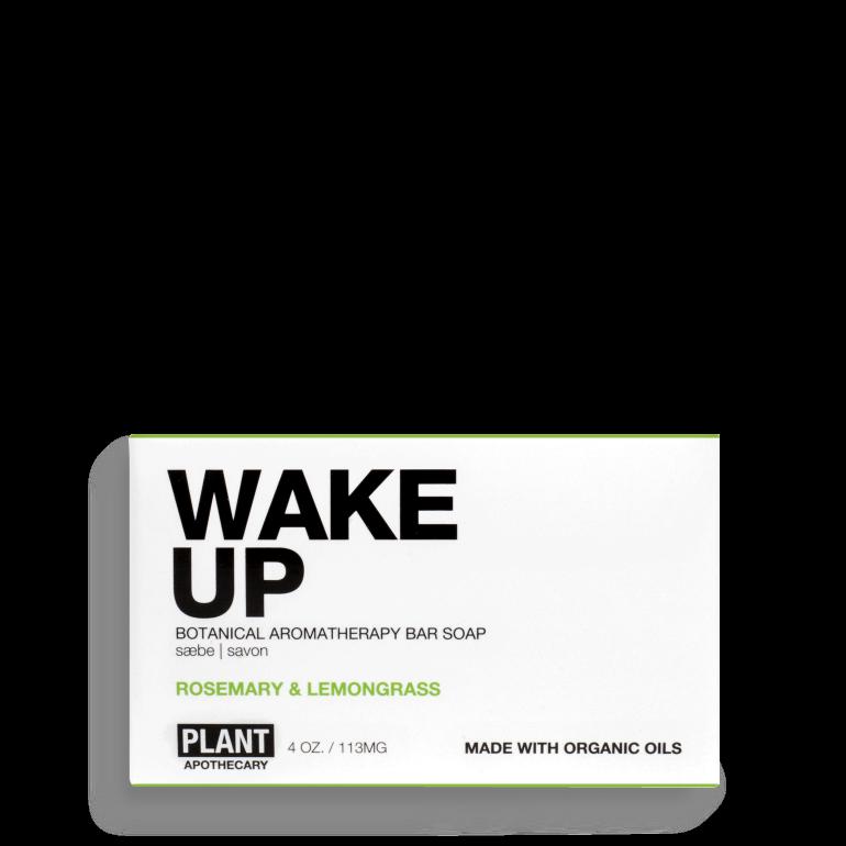 Pain de savon WAKE UP