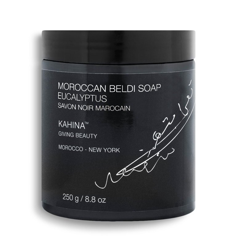 Savon Noir Marocain Beldi
