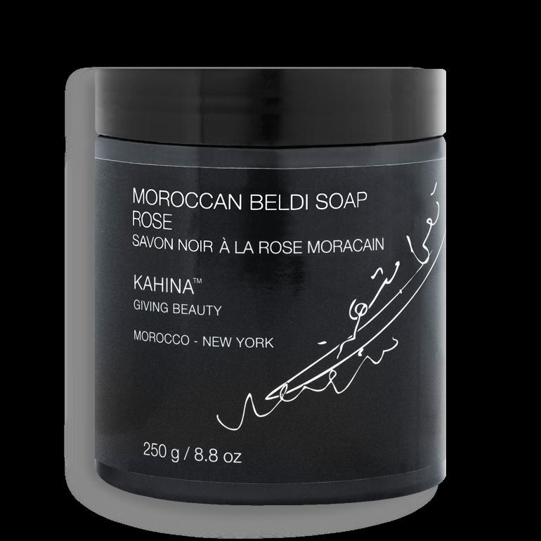 Moroccan Rose Beldi Soap