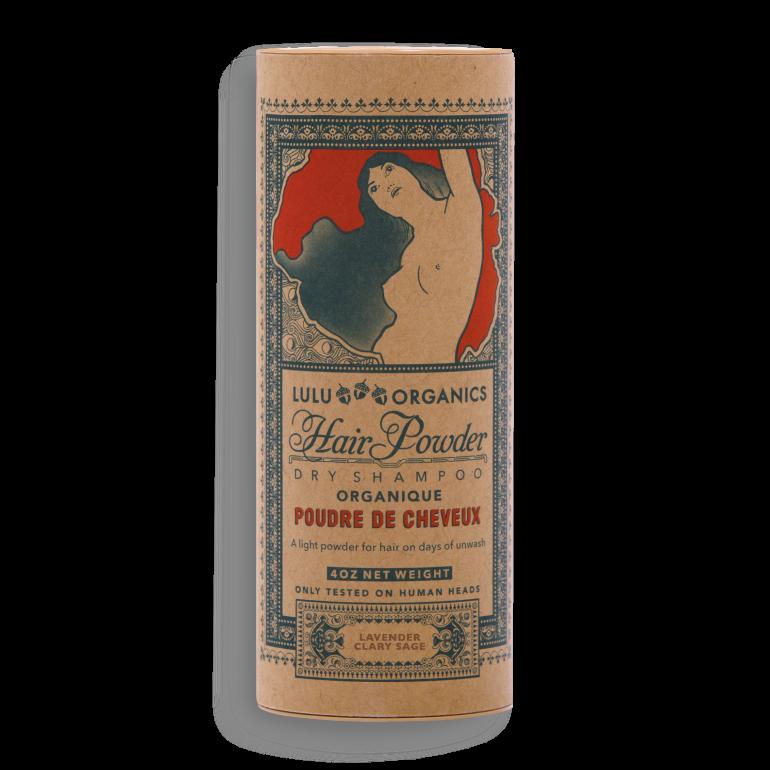 Poudre pour Cheveux - Lavande et sauge