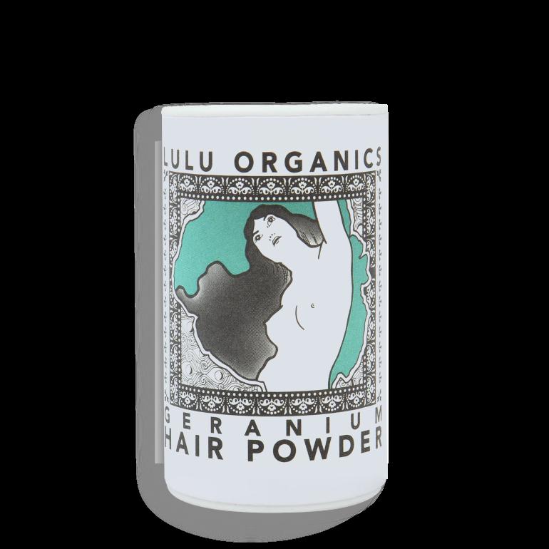 Travel/purse size hair powder