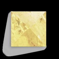 Pyramide Citrine