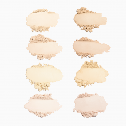 Alima Pure Satin Matte Foundation Samples kit