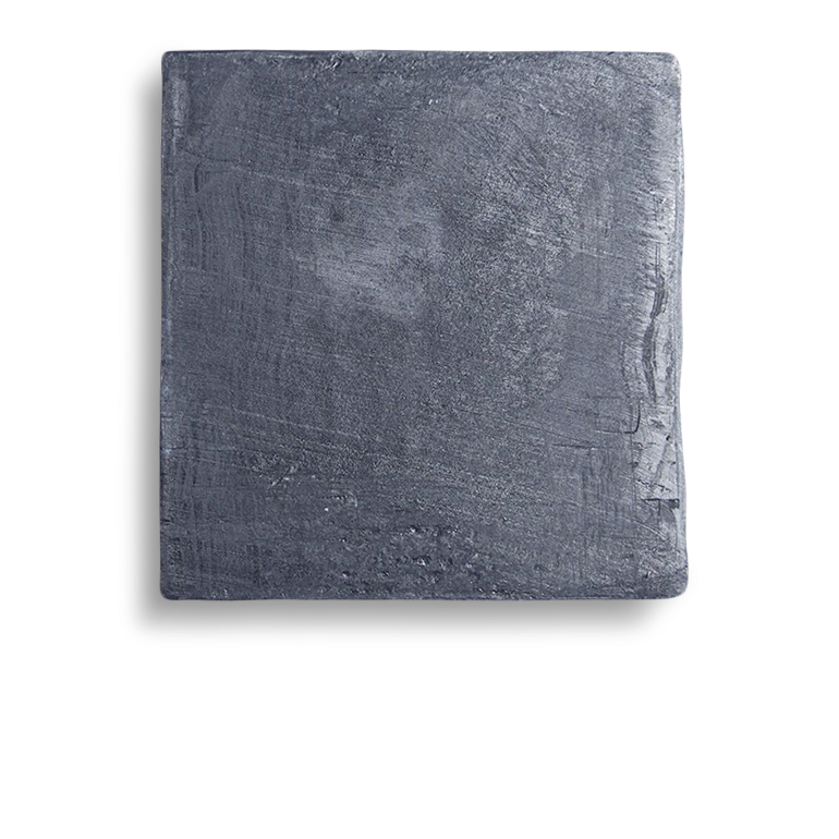 Activated Charcoal and Petitgrain Facial and Body Soap Bar