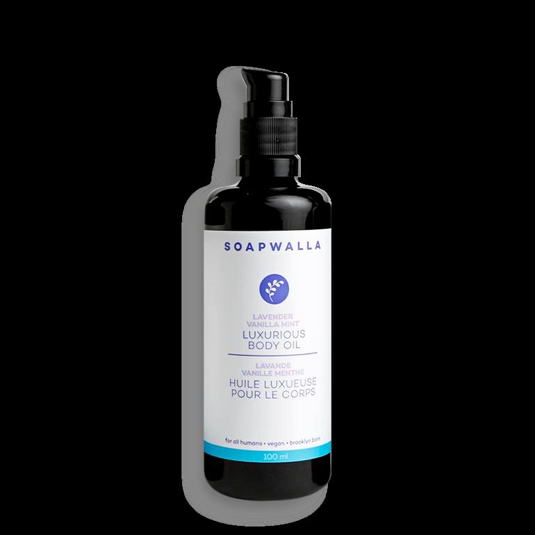 Lavender Vanilla Mint Luxurious Body Oil