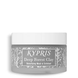Masque Clarifiant et Exfoliant Deep Forest Clay