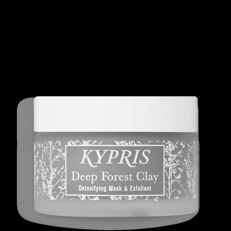 Masque Clarifiant et exfoliant Deep Forest Clay