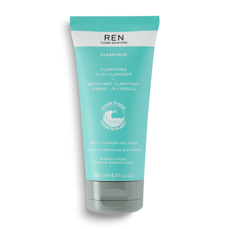 ClearCalm 3 Anti-Blemish Clay Cleanser