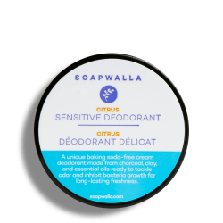 Sensitive Skin Deodorant Cream - Citrus