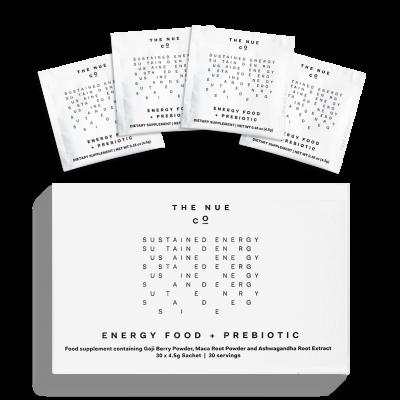 Energy Food + Prebiotic Packets