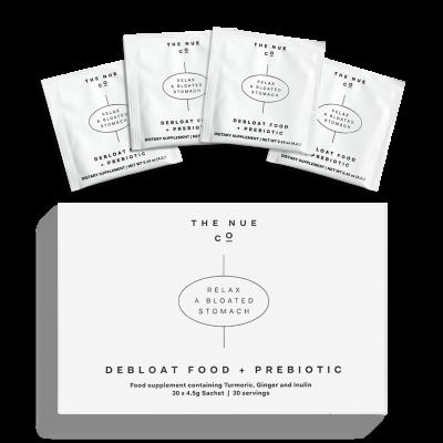 Debloat Food + Prebiotic Packets